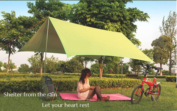 Waterproof polyester beach shelter sun shade tentfolding beach tent & Waterproof Polyester Beach Shelter Sun Shade TentFolding Beach ...