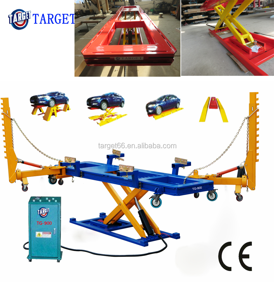 Car O Liner Type Auto Body Frame Repair Machine For Sale/frame ...