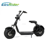 1000w brushless motor EEC 2 wheels electric scooter with front suspension citycoco electric scooter