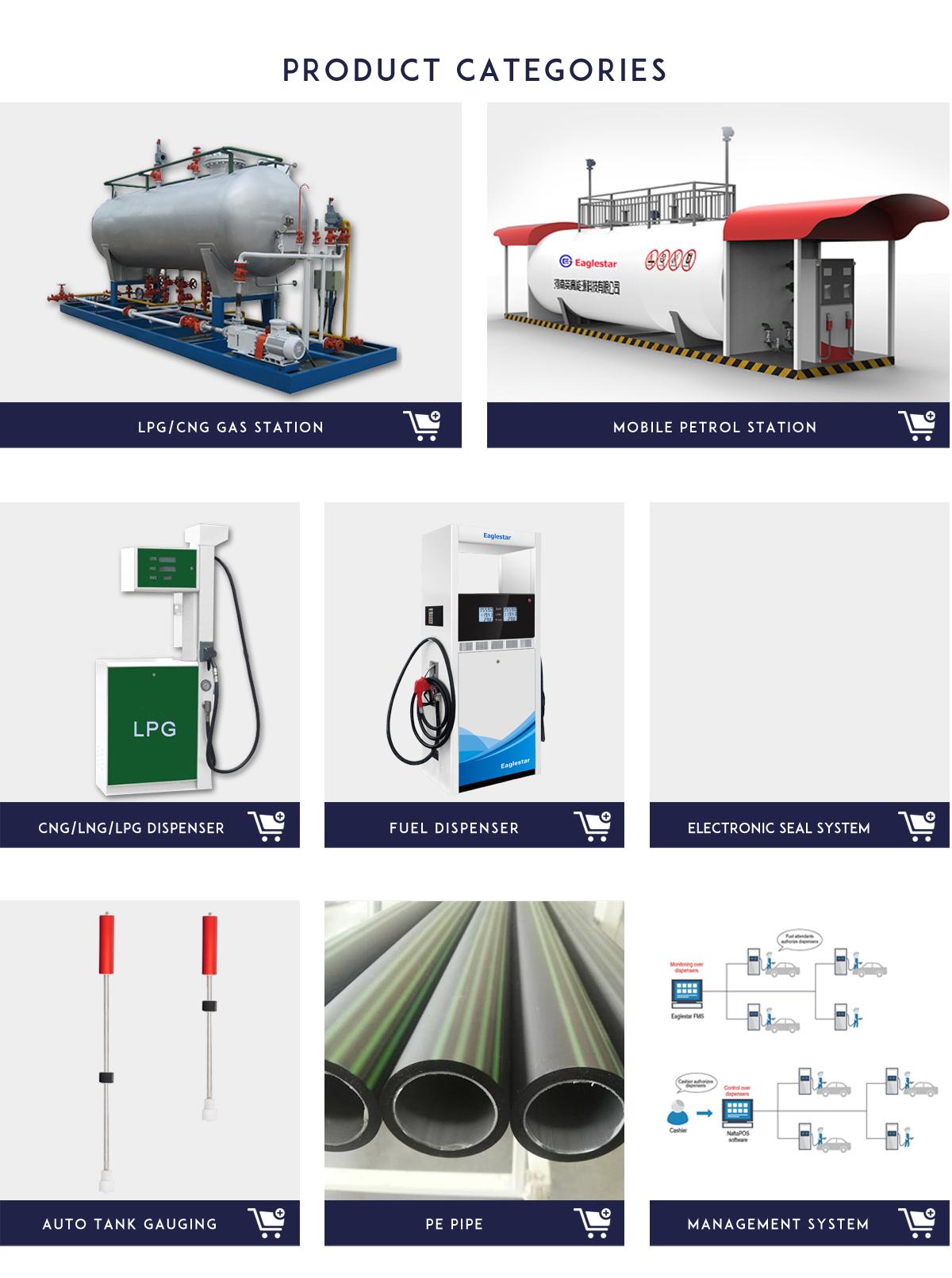 Henan Eaglestar Energy Technology Co , Ltd  - fuel dispenser