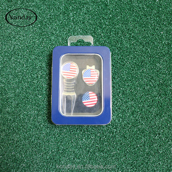 Deluxe Golf Gift Divot Tool Set Wholesale