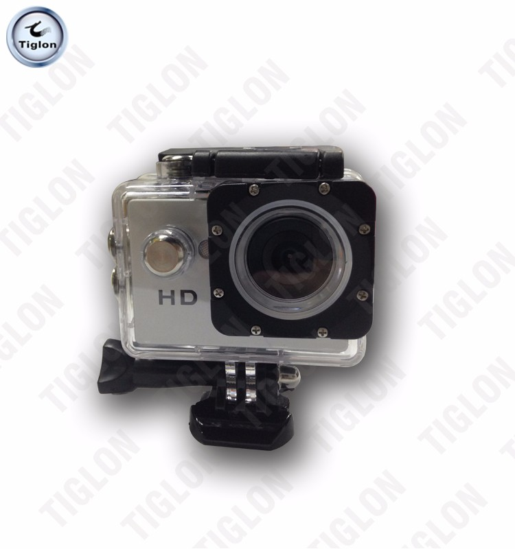 DVR-202D 720P Waterproof sport camera and dvr camera