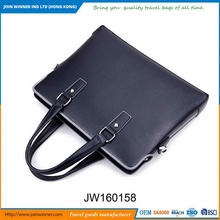 New Products Leather Hard Briefcase According To Your Size