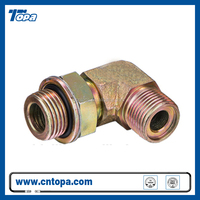 BRASS STAINLESS STEEL HOSE FITTING HYDRULIC ADAPTER