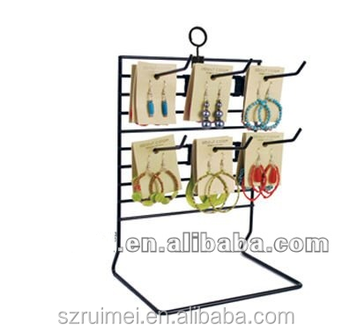 Countertop Metal Wire Peg Display Rack Stand With Sign Holder - Buy Sign  Holder,Tabletop Sign Holder,Metal Sign Holder Product on Alibaba com