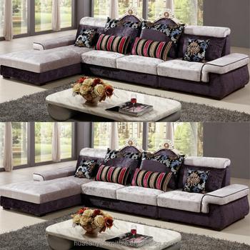 Cheap italian diwan sofa set designs modern l shape wood for Cheap modern italian furniture