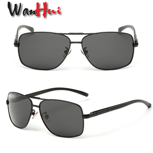 8042 unisex aluminum square mens matte black geometry clear lens dasoon visiong sunglasses