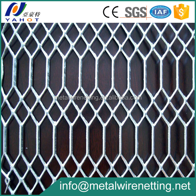 Electro Galvanized Heavy Duty Expanded Metal Mesh Price