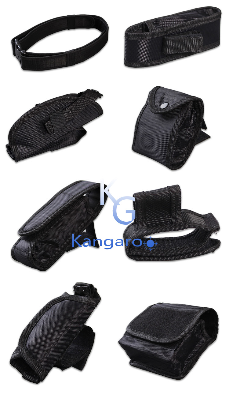 High Quality Adjustable Multi-Functional Police Duty Belt Back Support