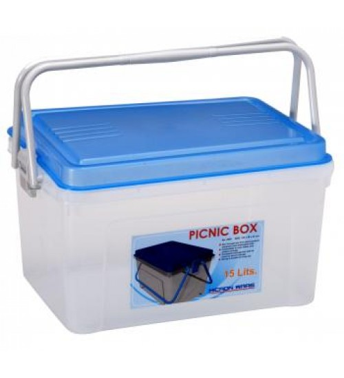 Outdoor Plastic Picnic Box / Food Container / Plastic Storage - High Quality