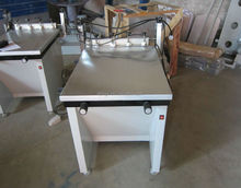 HSS6080 Manual precision vacuum table silk screen printer for plywood with lowest price