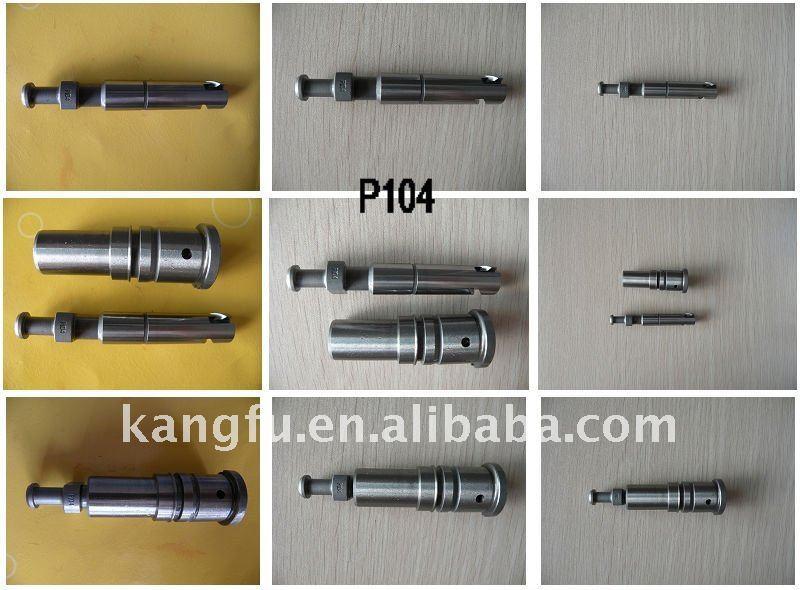 P Type Diesel Fuel Injector Pump Plunger P104 134151-2320