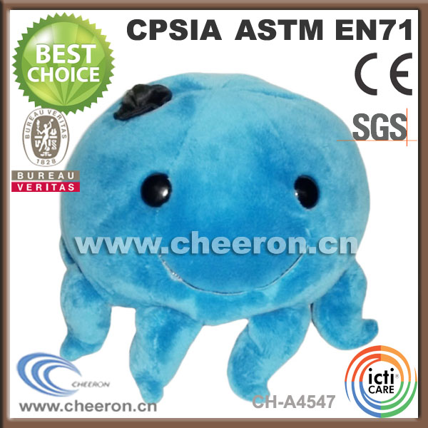 Styles Selections Stuffed Baby Octopus Squishy Toys