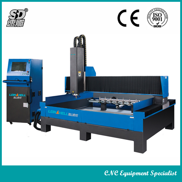 2600*1600mm Automatic tool changer kitchen top counter top ATC Cnc stone carving machine Table top cnc machine