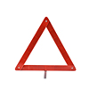 Road reflective sign safety traffic warning triangle for car or truck