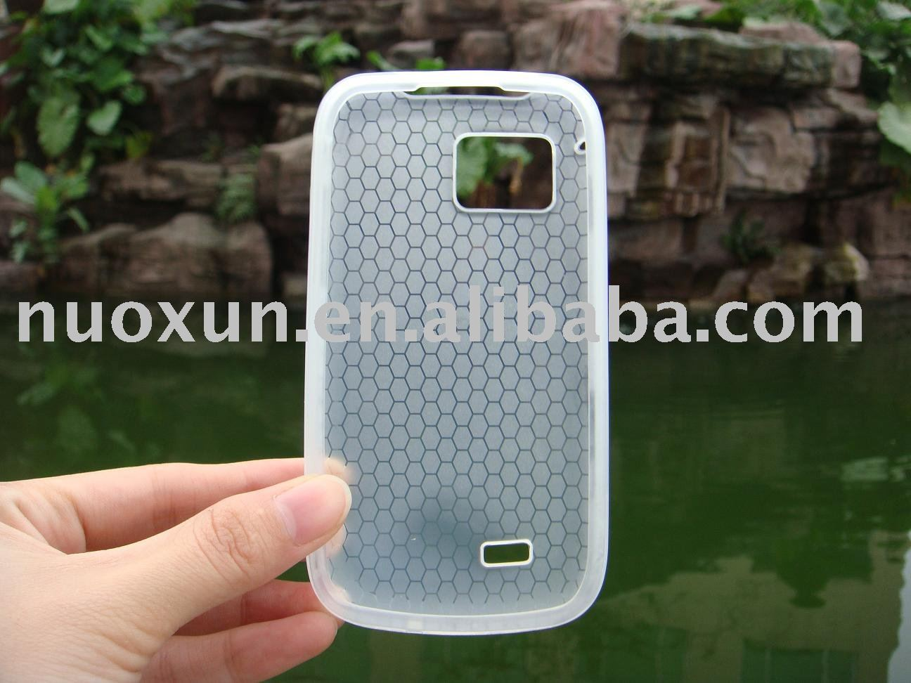 Great Soft TPU Mobile Phone Covers for Samsung I8000