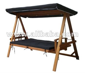 Futon Swing Bed With Canopy Cushion For Seat Outdoor Product On Alibaba Com