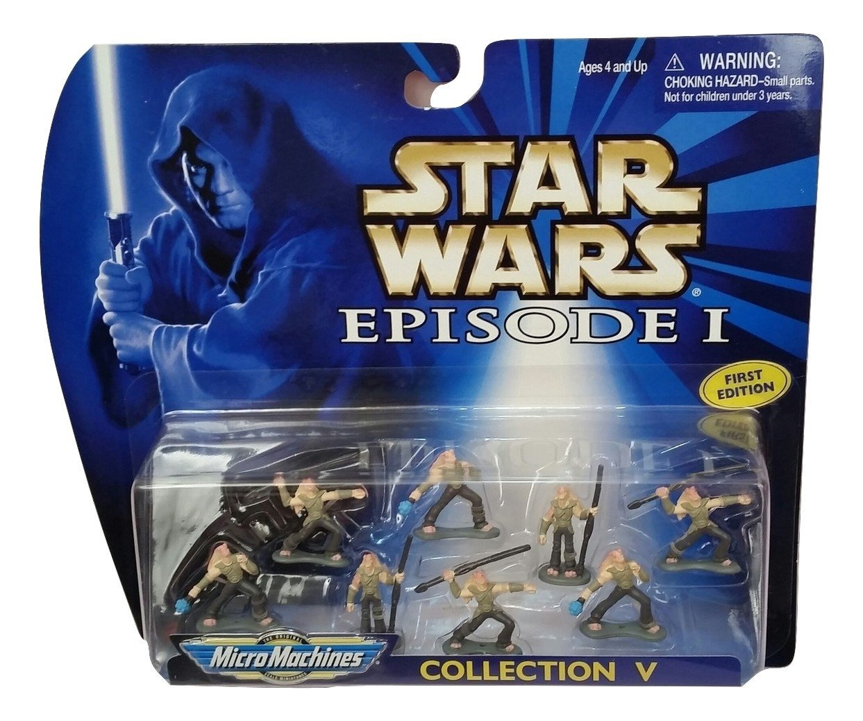 Micromachines Star Wars Episode 1 Collection V (5) by Galoob