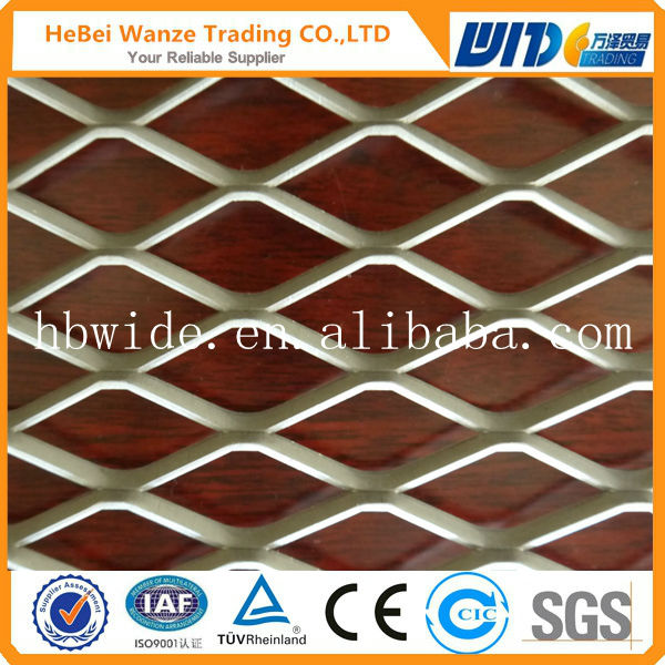 High Quality Low Price Expanded Aluminium Wire Mesh (china ...