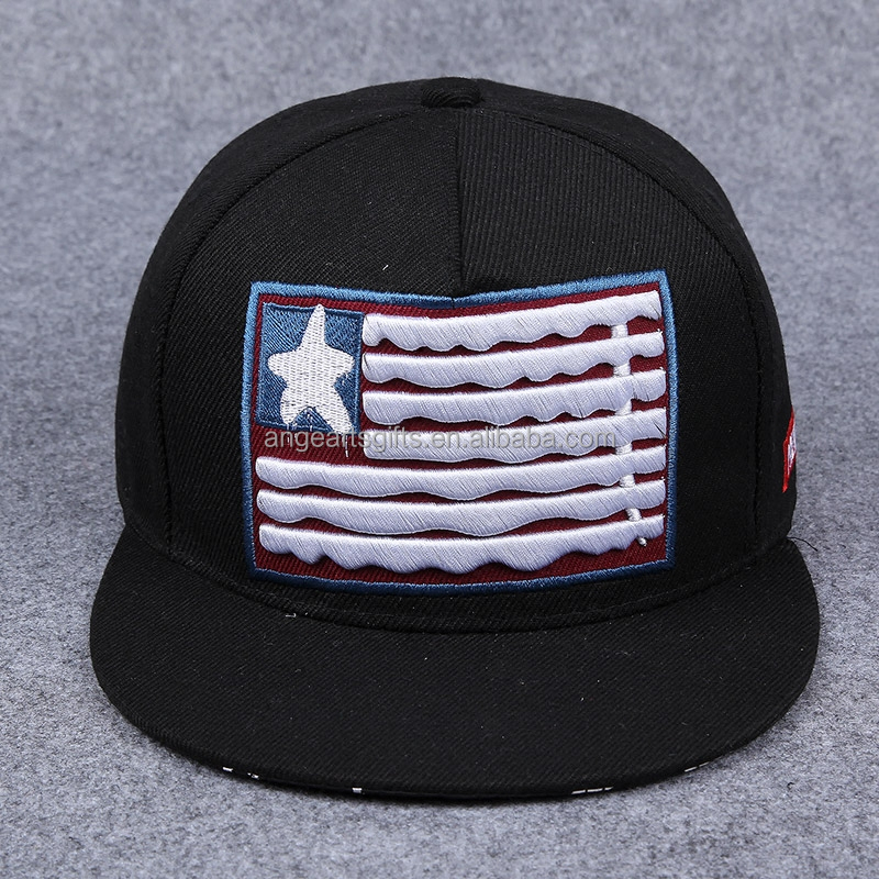 Factory price ! customize high quality snap hat wholesale,custom new style era snapback cap