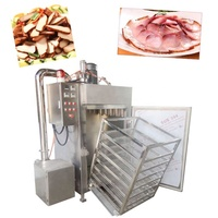 meat/bacon/sausage smokehouse oven/smoking house sausage machine for sale
