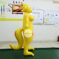 Guangzhou Hongyi Custom Activity Products Inflatable Big Breasts Sexy Fox Toy