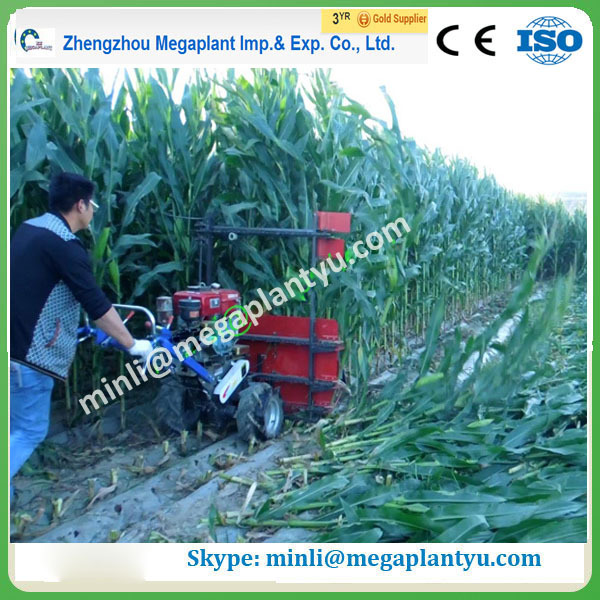Hand Operated 2 Row Corn Cob Forage Harvester Machine For Sale Buy