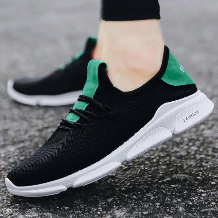 c688fccd6 عالية الجودة أحذية الرجل أحذية رياضية كاجوال الرجال حذاء رياضي الأزياء  الصبي جديد تصميم الأحذية