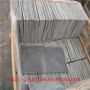 slate tiles polished indoor flooring-silver grey slate tiles india-india slate stone supplier from own factory