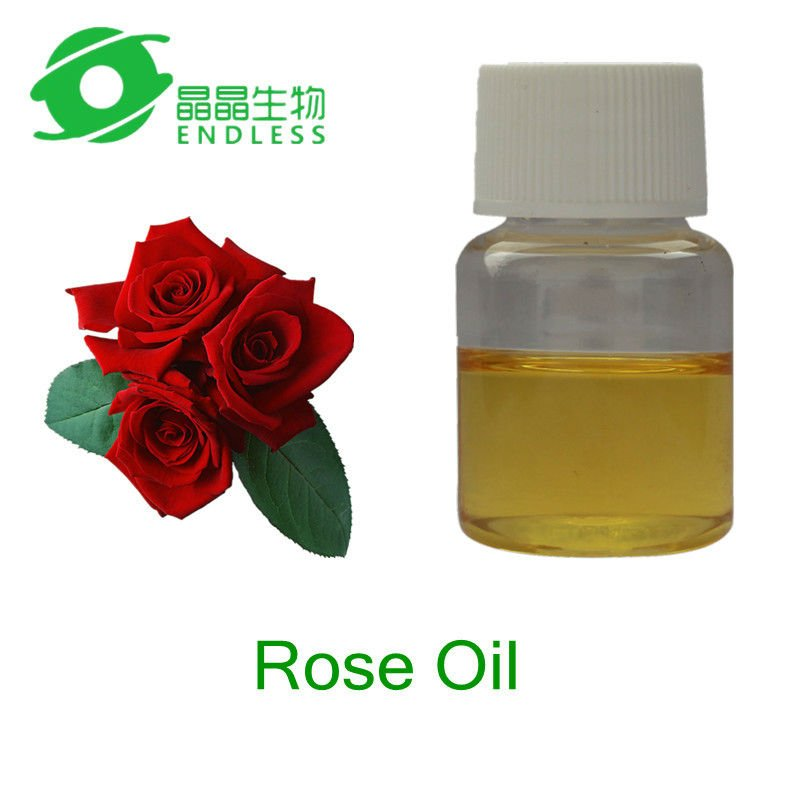 Sample available 100% Pure rose essential oil