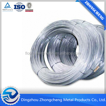 Electro Galvanized Wire 2mm Electric Iron Hot Dipped G L
