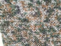 OEM acceptable budget woodland camo netting for America