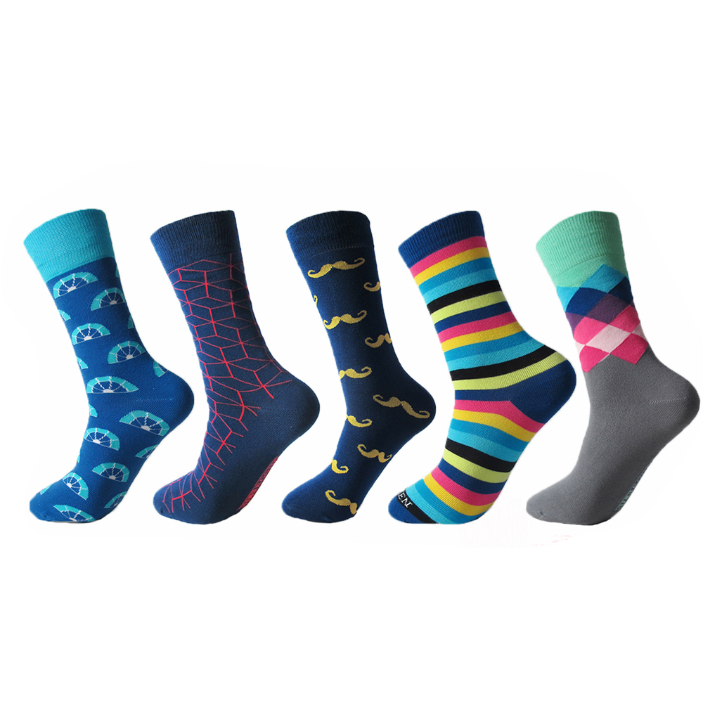 100% Combed cotton china custom sock manufacturer