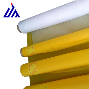 High Tension 43t Polyester Silk Screen Printing Mesh