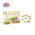Educational toy DIY zoo 3D puzzle for children