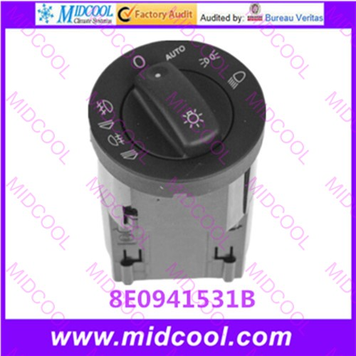 HIGH QUALITY HEADLIGHT FOG SWITCH For 8E0941531B