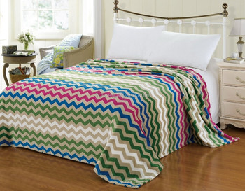Throw Blanket For Sofa Couch Lounge Bed