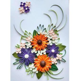 Fantastic Wholesale Hand Made Paper Quilling Greeting Cards Diy Sets Buy Personalised Birthday Cards Cominlily Jamesorg