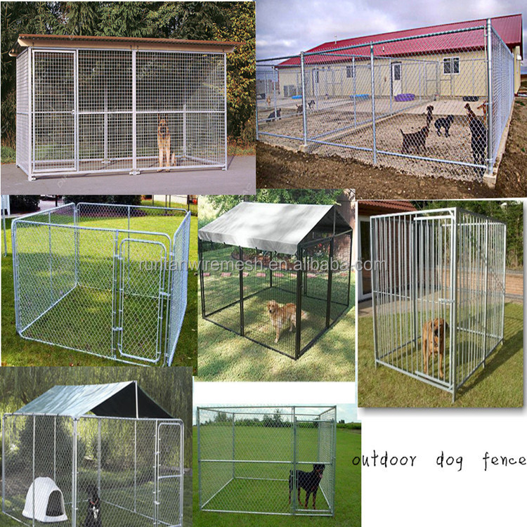 China Manufacturer Outdoor Dog Fence Portable Dog Fence