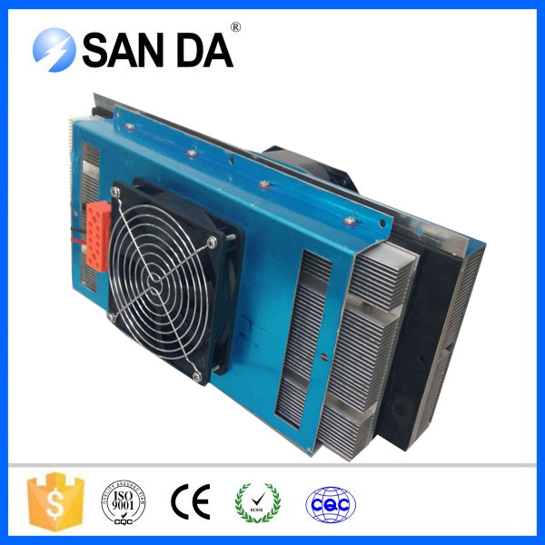 Thermoelectric Peltier cooling module unit for cabinet