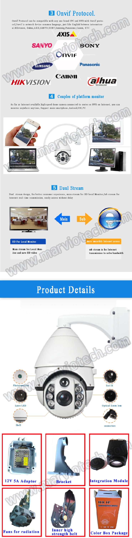 Marvio Ip Ptz261010 Series Icloud Dahua Auto Tracking Ptz Hd ...