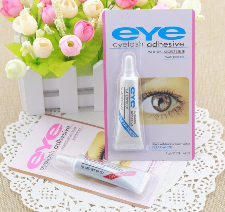 Factory Manufacturer Wholesale Permanent Glue For Eyelash Extension Adhesive Private Label Oem Black And White Transparent Color Buy Eyelash