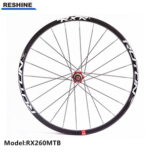 "carbon fiber high end Taiwan Bearing freehub compatible MTB Bicycle Wheel 26""/27.5""/29"""