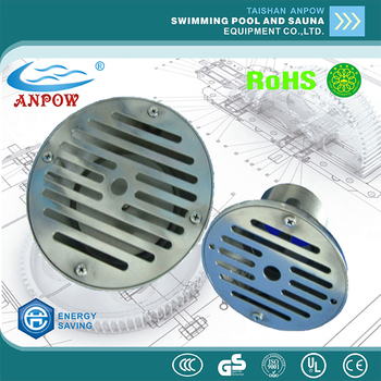 Wholesale Price Pool Swimming Pool Stainless Steel D Type Water Outlet Pool Accessories Buy