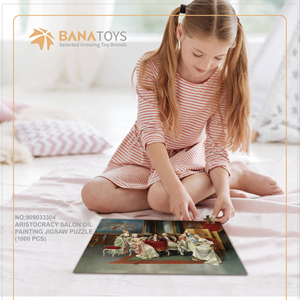 Educational game custom paper sublimation kids jigsaw personalized puzzle 1000 pieces