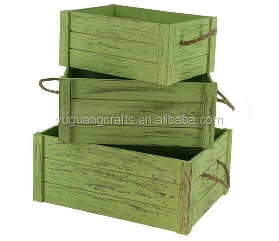 New fashion design wholesale wooden fruit crates for sale for Buy wooden fruit crates