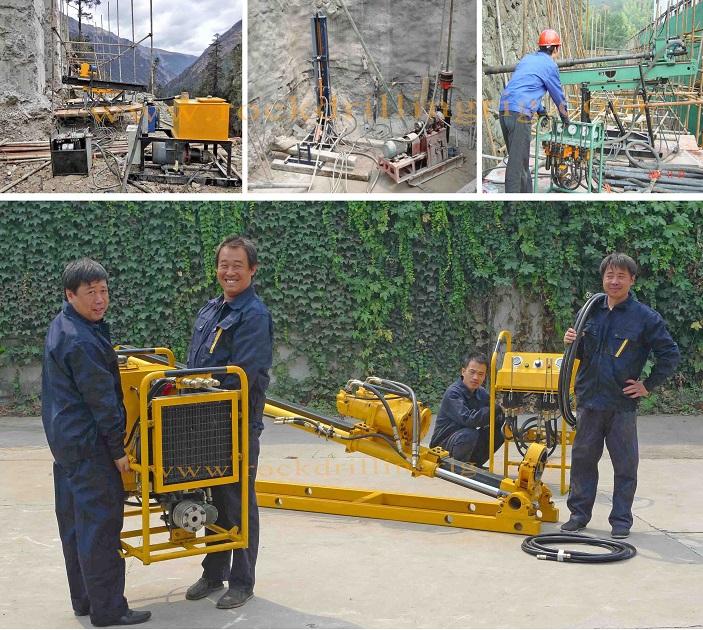 Mühendislik Makineleri Maden sondaj kuyusu kulesi