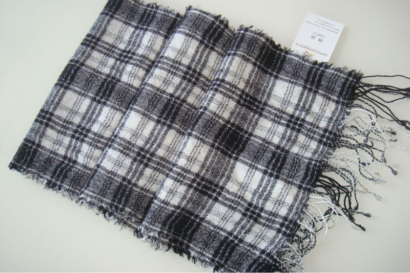 Woolen scarf 100%wool scarf from china