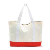 cheap wholesale promotional eco tote cotton canvas shopping bag