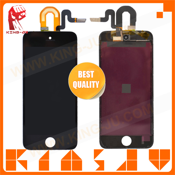Buttom cheap price OEM LCD For ipod touch 5 assembly Manufacturer digitizer for Mobile ipod touch 5
